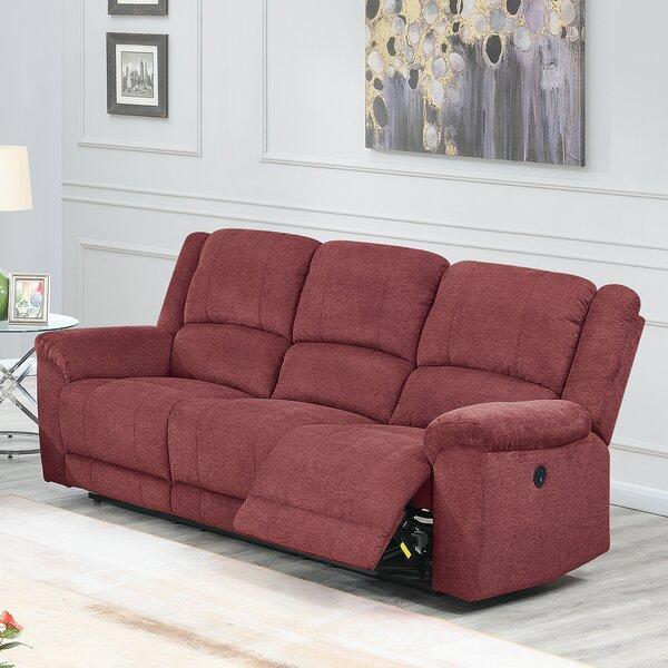 Bettina Reclining Sofa by Red Barrel Studio Red Barrel Studio