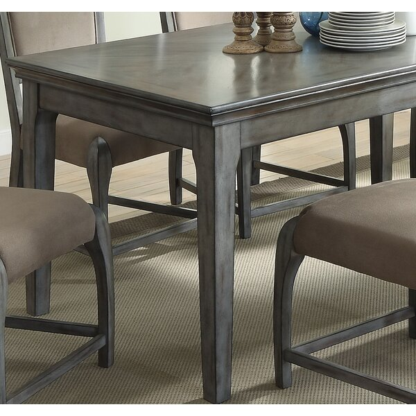 Vincenza Dining Table by Gracie Oaks