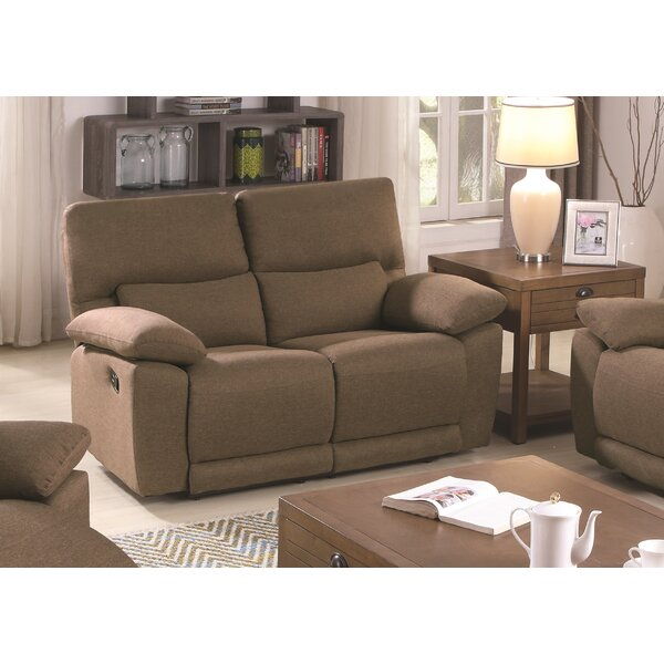 Westcliffe Reclining Loveseat by Latitude Run