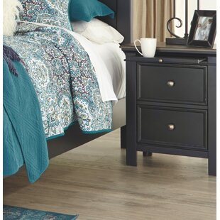Best Choices Fager 2 Drawer Night Stand By Darby Home Co