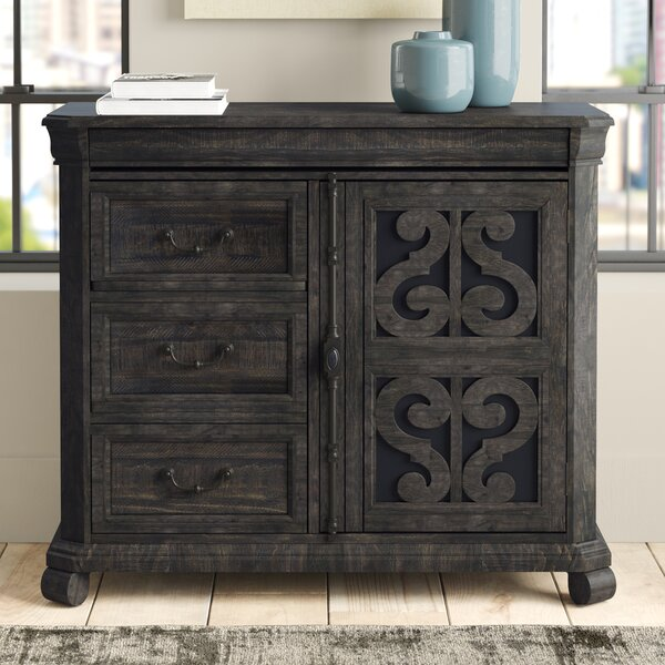 Ellenton 3 Drawer Media Chest by Greyleigh