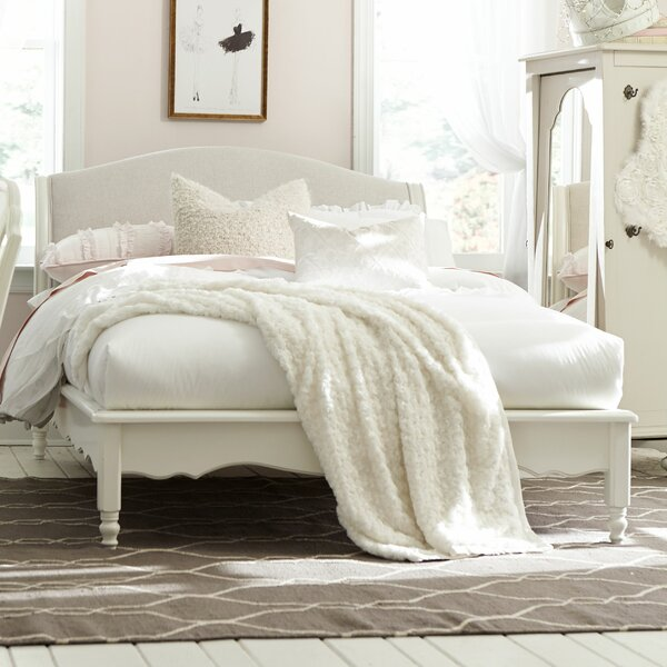 Inspirations by Wendy Bellissimo Avalon Sleigh Bed by Wendy Bellissimo by LC Kids