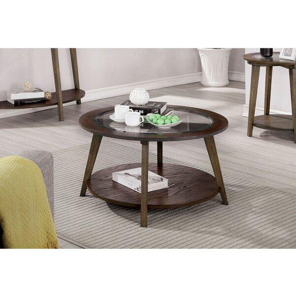 Evia Coffee Table By Brayden Studio