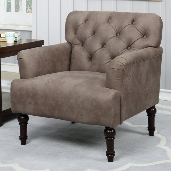 Wragby Armchair by Alcott Hill
