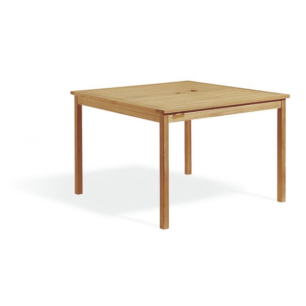Orben Solid Wood Dining Table by Millwood Pines
