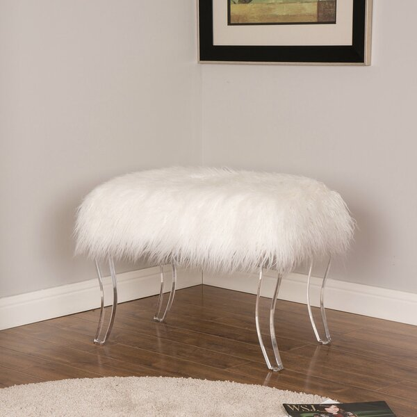 Bryanna Upholstered Bench by House of Hampton