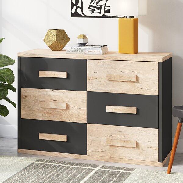 Bankston 6 Drawer Double Dresser by Ivy Bronx