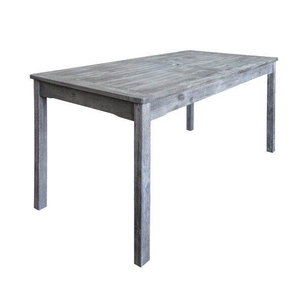 Densmore Rectangular Table by Darby Home Co