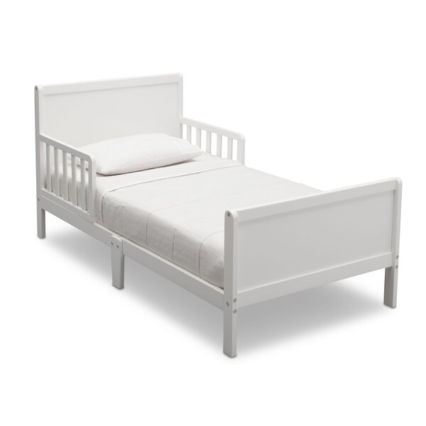 Fancy Convertible Toddler Bed by Delta Children