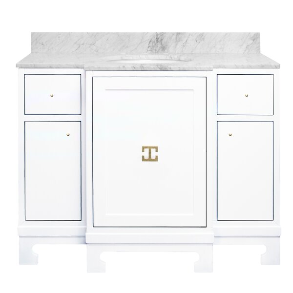 Alice 43 Single Bathroom Vanity Set by Worlds Away