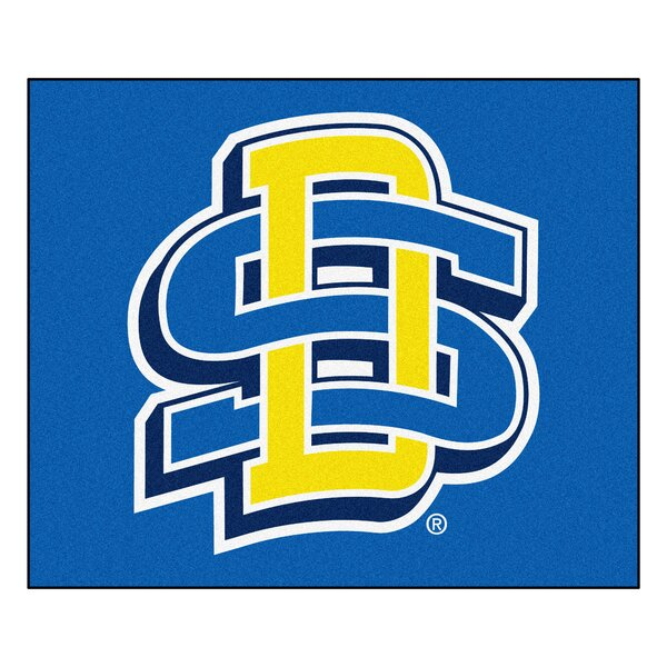 Collegiate NCAA South Dakota State University Tailgater Doormat by FANMATS