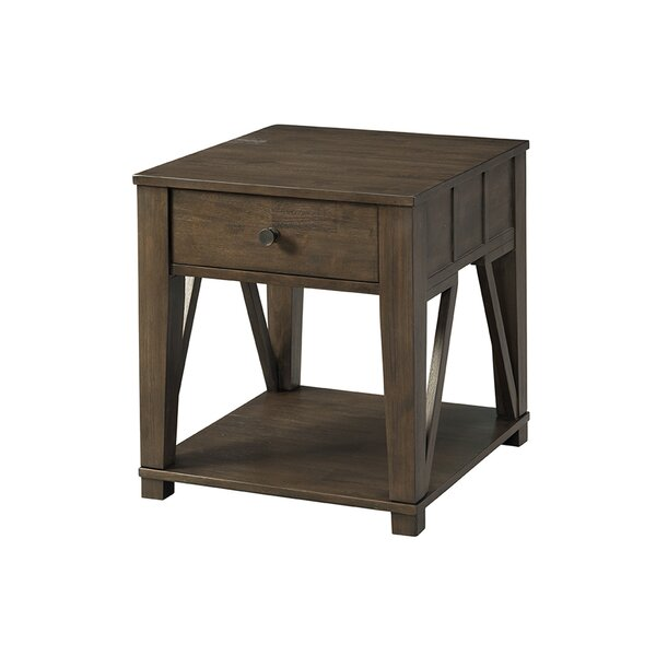 Amanda End Table By Loon Peak Best Choices
