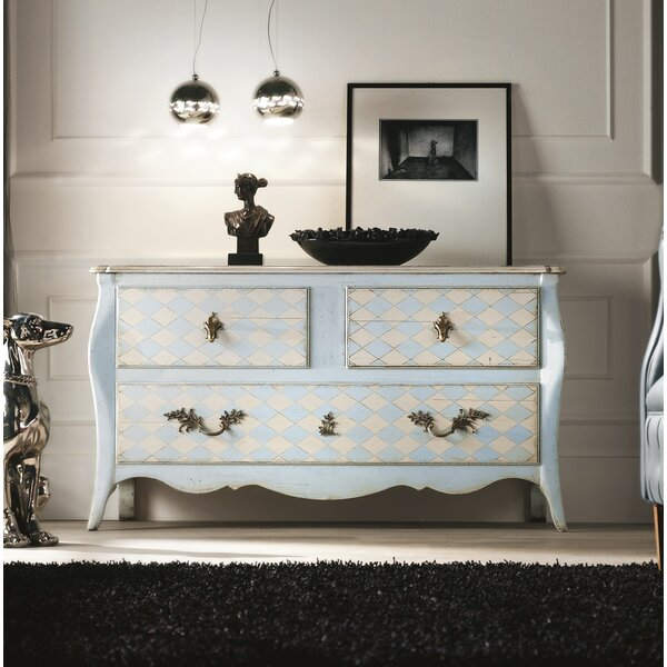Remi 3 Drawer Dresser by One Allium Way