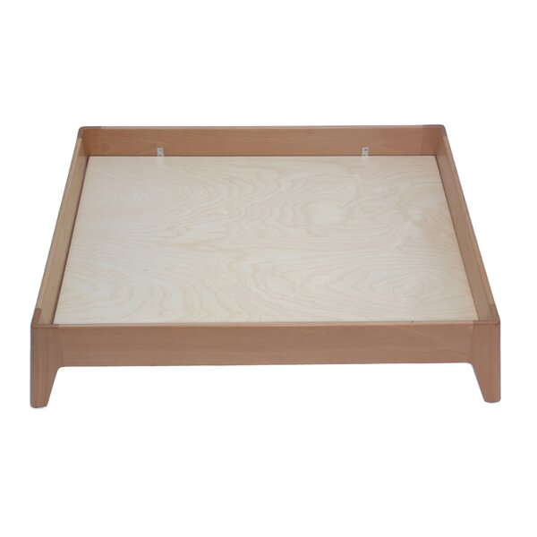 Wood Dog Bed Base by B&G Martin
