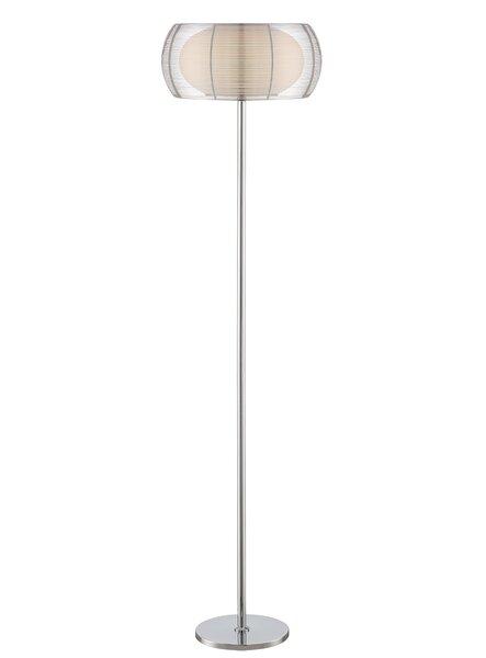 Lemoore 62.25 Floor Lamp by Wade Logan