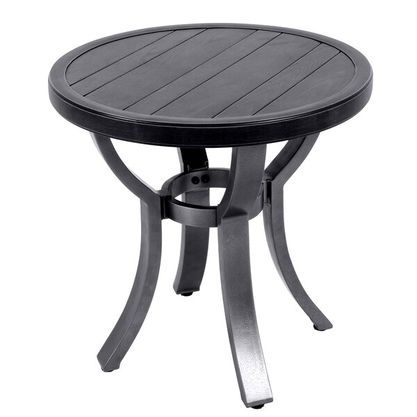 Lanford Metal Side Table by Charlton Home