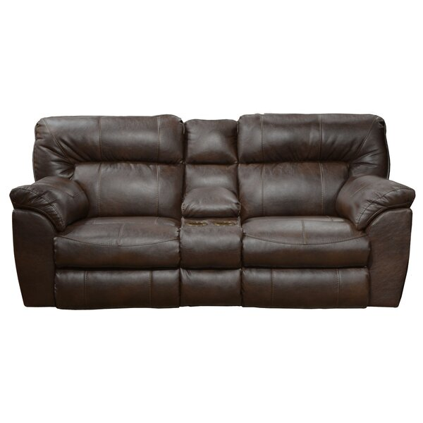 Nolan Extra Wide Reclining Loveseat By Catnapper