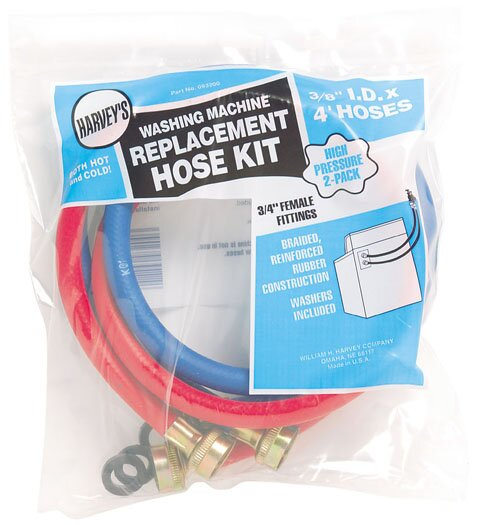 Replacement Washing Machine Hose (Set of 2) by Wm Harvey Co