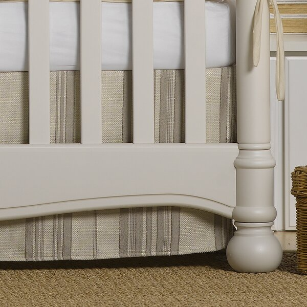 Browndell Crib Skirt by Greyleigh