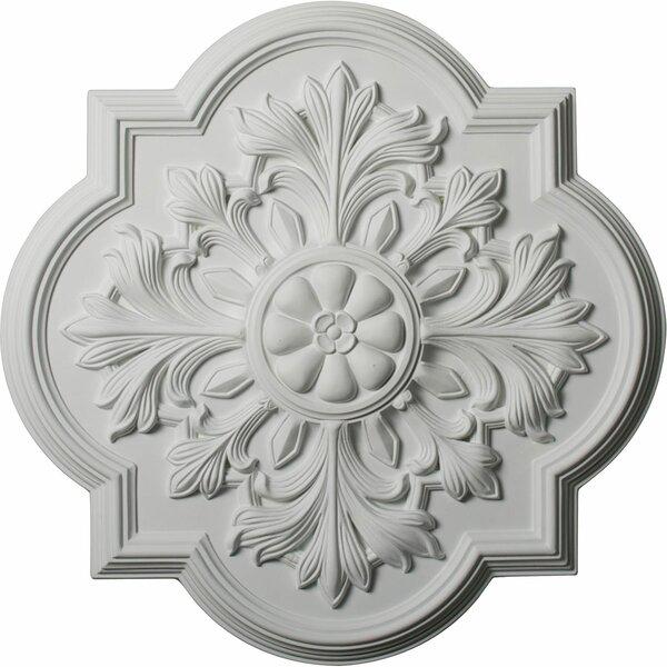 Bonetti 20H x 20W x 1 3/4D Ceiling Medallion by Ekena Millwork