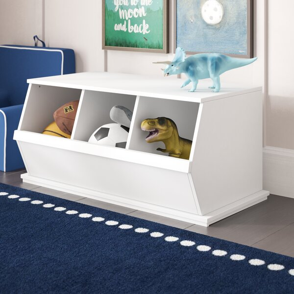 Bridport Go To Storage Cubby Toy Organizer [Viv Rae]