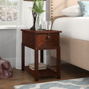Hassinger End Table By Alcott Hill