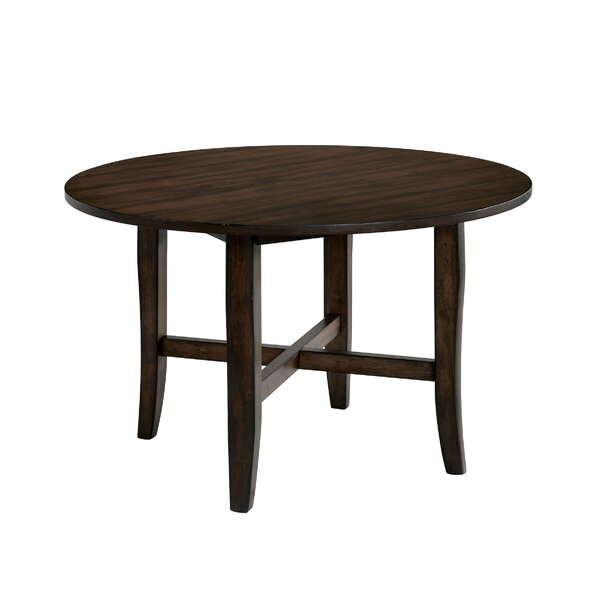 Ayanna Walnut Solid Wood Dining Table by Corrigan Studio Corrigan Studio