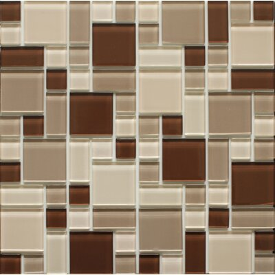 Instant Mosaic 12 X Metal L Stick Tile In