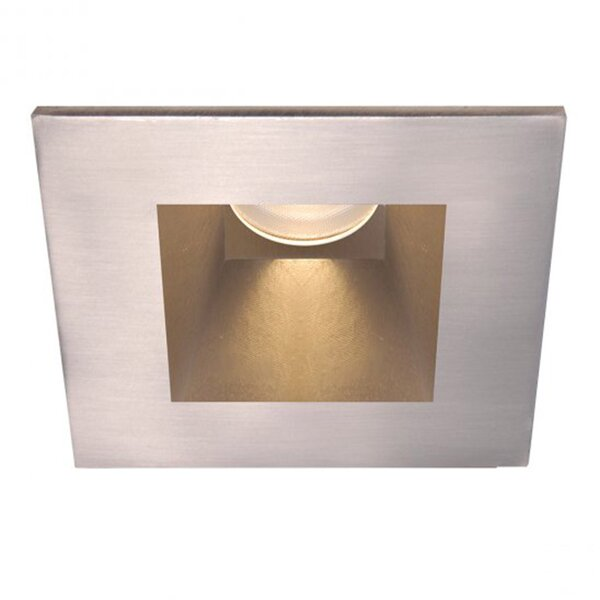 Tesla Pro LED 3.5 Square Recessed Trim by WAC Lighting