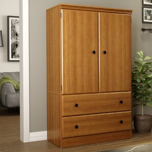 Caines Traditional Armoire by Andover Mills
