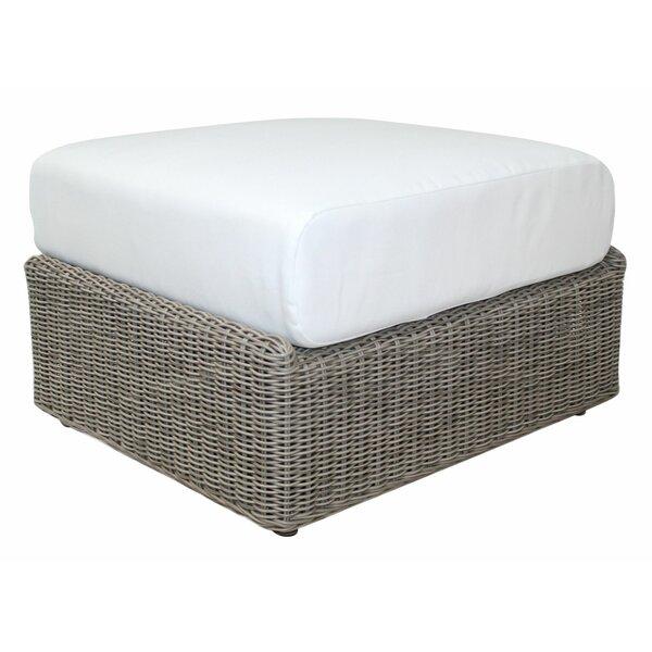 Maui Ottoman with Cushion by E9-Halo