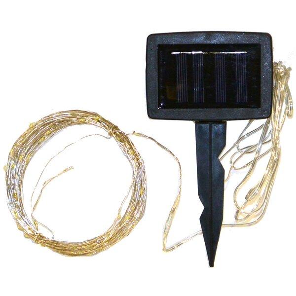 Solar 50-Light Fairy String Light by VCS