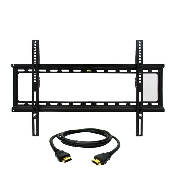 Fixed Wall Mount For 32'' - 70'' Plasma/LCD/LED Screens By MegaMounts