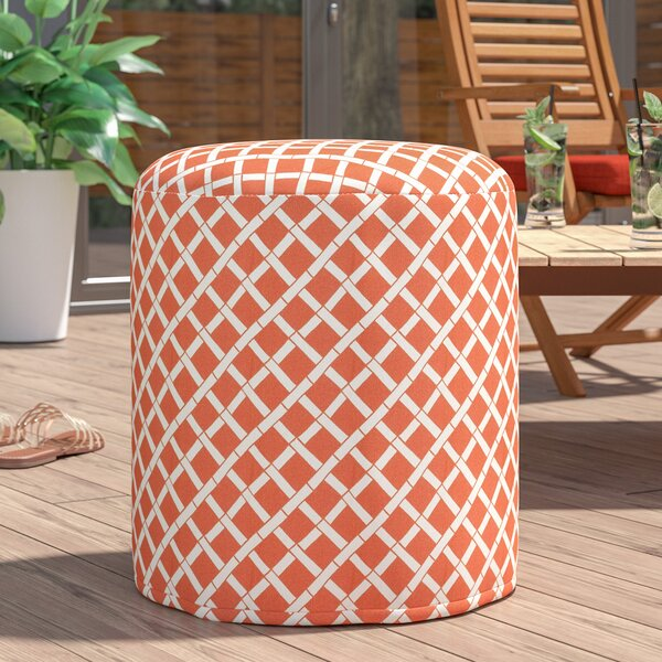 Ayer Small Pouf by Zipcode Design