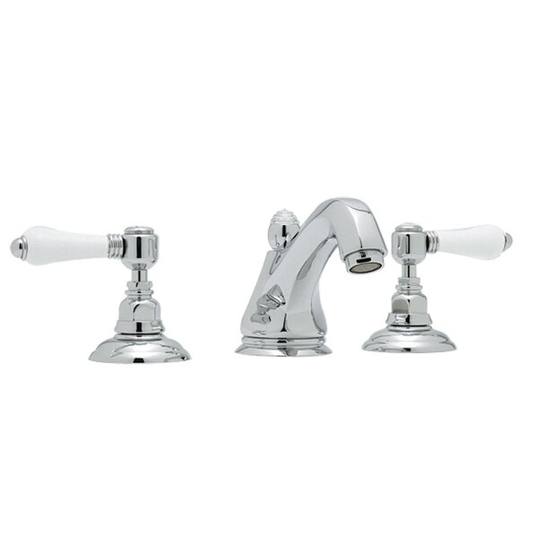 Country Widespread Bathroom Faucet With Drain Assembly By Rohl