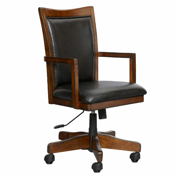Keefe Desk Chair by Loon Peak