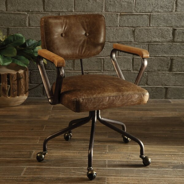 Lindell Executive Chair by 17 Stories