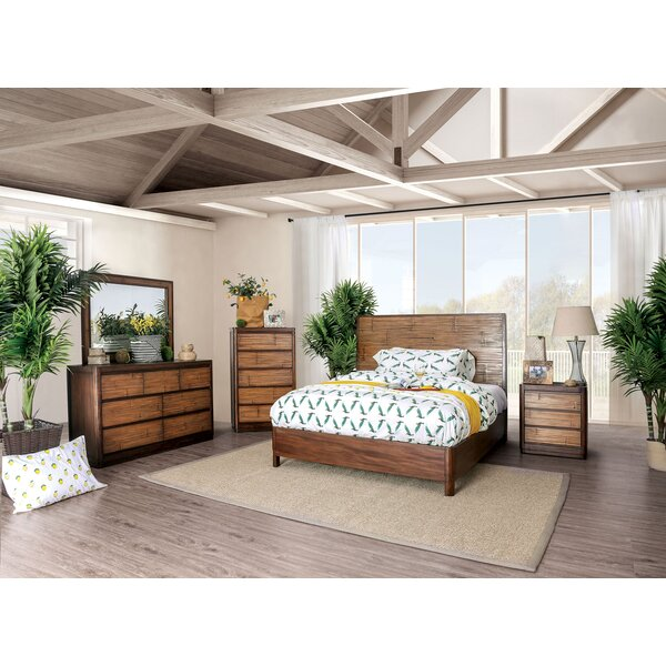 Bali Platform Configurable Bedroom Set by Bay Isle Home