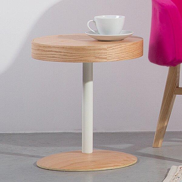 Oregon End Table By Home Loft Concepts