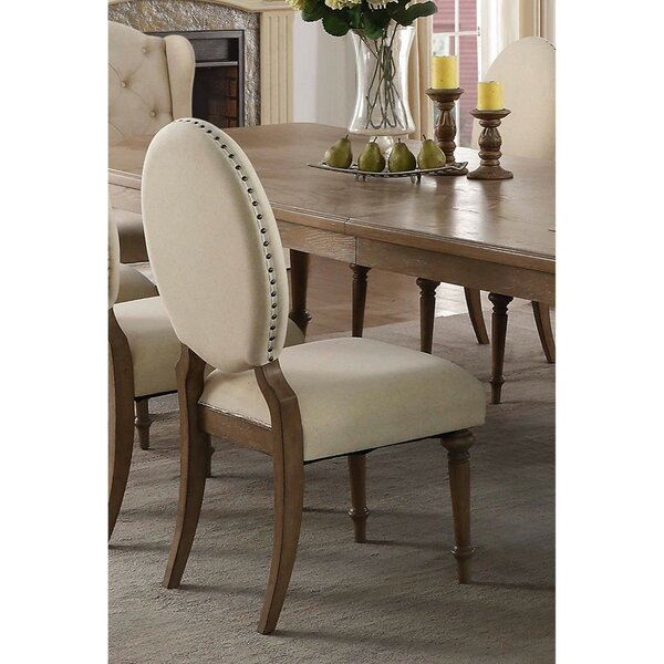 Yaritza Upholstered Dining Chair (Set of 2) by Darby Home Co