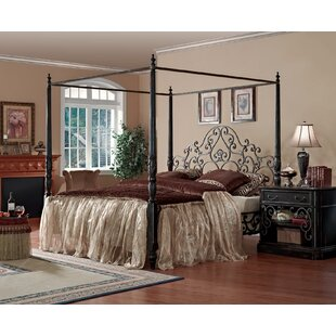 Sorrento Canopy Bed by Eastern Legends