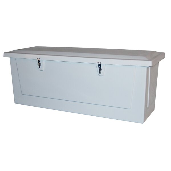 Plastic Storage Bench by Better Way Products