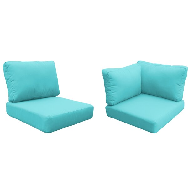Menifee Indoor/Outdoor Cushion Cover by Sol 72 Outdoor Sol 72 Outdoor