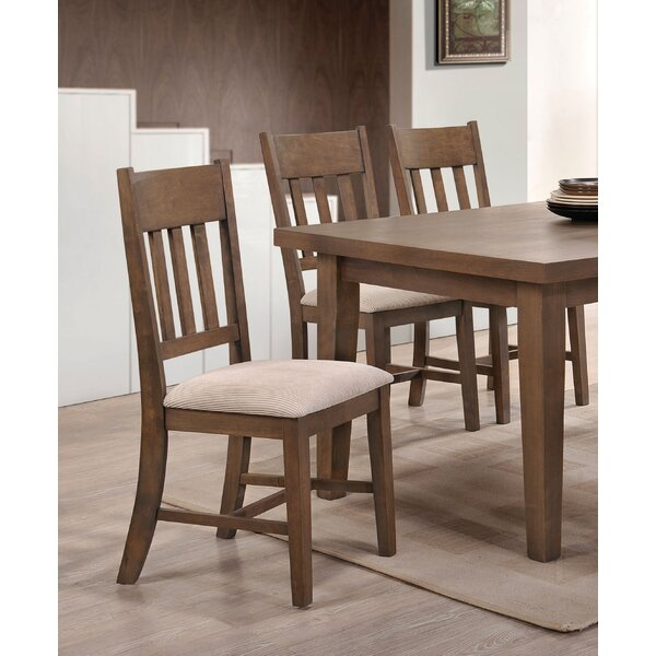 Vereen Upholstered Dining Chair (Set of 2) by Red Barrel Studio