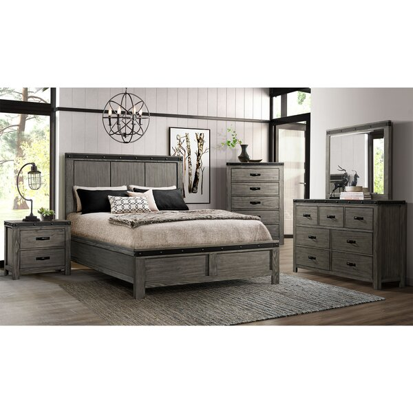 Olvera Platform 5 Piece Bedroom Set by Williston Forge