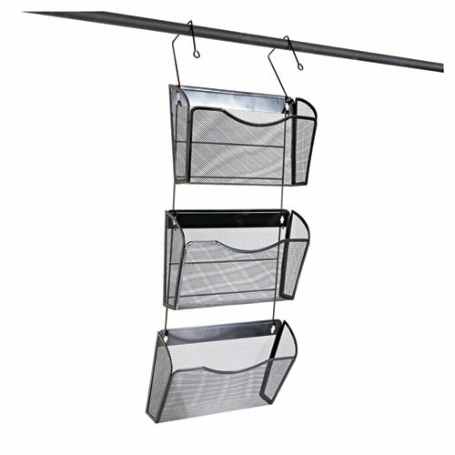 Mesh Wall Files with Hanger (3 Pack) by Universal