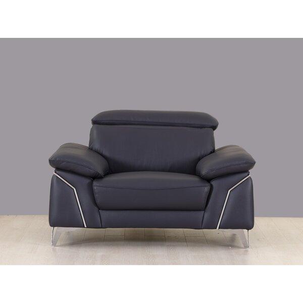 Andover Armchair by Orren Ellis