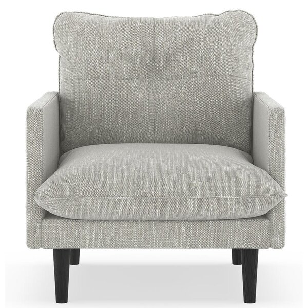 Dillinger Armchair by 17 Stories