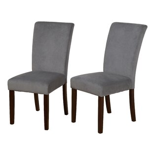 Ignacio Parson Upholstered Dining Chair (Set of 2)