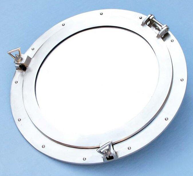 pdp reviews nautical decor porthole pillows mirror wayfair handcrafted ca